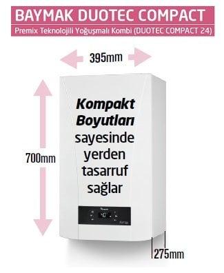 baymak duotec compact kombi